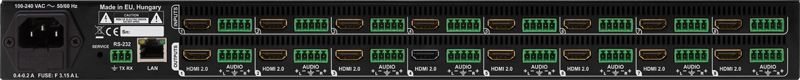 8x8 HDMI 2.0 full 4K matrix Switcher